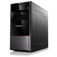 Lenovo IdeaCentre H410 2.4GHz E6600 Torre Nero PC