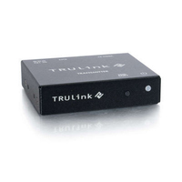 C2G TruLink VGA over UTP Box Transmitter Nero switch per keyboard-video-mouse (kvm)