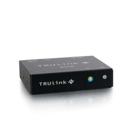 C2G TruLink VGA over UTP Box Receiver Nero switch per keyboard-video-mouse (kvm)