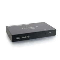 C2G TruLink 4-Port VGA over UTP Box Transmitter Nero switch per keyboard-video-mouse (kvm)