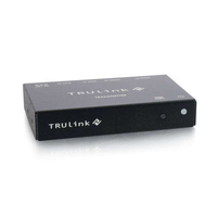 C2G TruLink VGA+3.5mm Audio over UTP Box Transmitter Nero switch per keyboard-video-mouse (kvm)