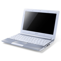 "Acer Aspire One D257-N57DQws 1.66GHz N570 10.1"" 1024 x 600Pixel Bianco Netbook"