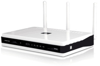 D-Link DIR-655/A Fast Ethernet Bianco router wireless