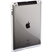 Targus VuCompleteT Clear Back Cover for iPad with Retina display, new iPad