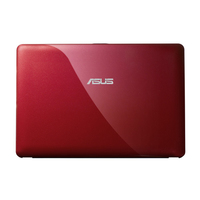 "ASUS 1015CX-RED012S 1.6GHz N2600 10.1"" Rosso Netbook netbook"