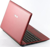 "ASUS Eee PC X101CH-RED019S 1.6GHz N2600 10.1"" 1024 x 600Pixel Rosso Netbook netbook"