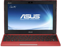 "ASUS Eee PC 1025C-RED032S 1.86GHz N2800 10.1"" 1024 x 600Pixel Rosso Netbook"