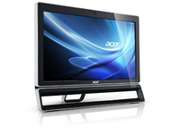 "Acer Aspire 771 3.3GHz i3-2120 23"" 1920 x 1080Pixel Touch screen Nero PC All-in-one"