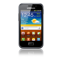 Samsung Galaxy Ace Plus GT-S7500 SIM singola 3GB Blu