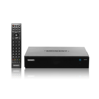 Eminent EM8100 Ethernet (RJ-45) Full HD Nero set-top box TV