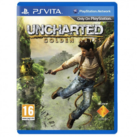 Sony Uncharted Golden Abyss, PS Vita PlayStation Vita videogioco