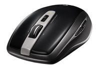 Logitech Anywhere Mouse MX USB Laser Nero mouse