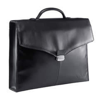 "Sony Leather Attaché Carry Case f VAIO 14"" 14"" Nero"