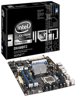 Intel DX48BT2 LGA 775 (Socket T) ATX scheda madre