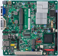 Intel D945GSEJT Intel 945GSE BGA 413 (Socket FT1) Mini ITX scheda madre