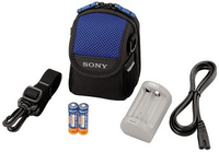 Sony Accessory Kit f Cyber-shot S & W Blu