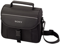 Sony Carry case black f Cybershot Handycam Nero