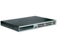 D-Link 24-Ports xStack Layer 3 Switch