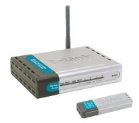 D-Link DWL-922/E router wireless