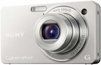 "Sony Cyber-shot DSC-WX1 Fotocamera compatta 10.2MP 1/2.4"" CMOS 3648 x 2736Pixel Argento"