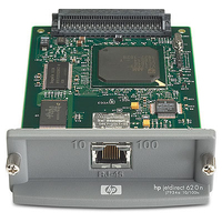 HP Jetdirect 620n Interno LAN Ethernet Grigio server di stampa