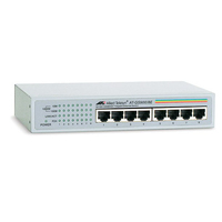 Allied Telesis 8 port 10/100/1000TX Unmanaged Switch