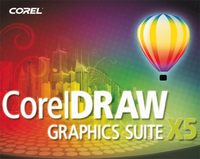 Corel Graphics Suite X5, MNT, 121-250u, 2y, MLNG