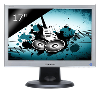 "Hannspree Hanns.G HG171AB 17"" monitor piatto per PC"