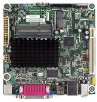 Intel D525MW BGA 413 (Socket FT1) Mini ITX scheda madre