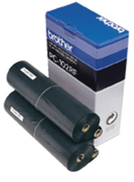 Brother 2 Refill Rolls for PC101 Cartridge