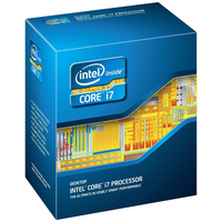 Intel Core ® T i7-2600K Processor (8M Cache, up to 3.80 GHz) 3.4GHz 8MB Cache intelligente Scatola processore