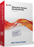 Trend Micro Worry-Free Business Security Services V3, 6-10u, 1Y, RNW 6 - 10utente(i) 1anno/i