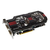 ASUS ENGTX560 TI DCII/2DI GeForce GTX 560 Ti 1GB GDDR5 scheda video
