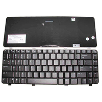 HP 444340-131 QWERTY Portoghese Nero tastiera
