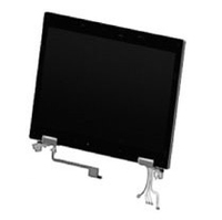 "HP 595737-001 15.6"" Nero monitor piatto per PC"
