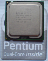 HP 613586-001 1.86GHz 3MB L3 processore