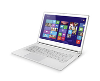 "Acer Aspire NX.M3EEH.007 1.9GHz i7-3517U 13.3"" 1920 x 1080Pixel Touch screen Bianco notebook/portatile"