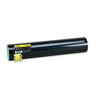 Lexmark 80C1XY0 toner cartridge Original Yellow 1 pc(s)