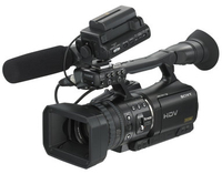 Sony HVR-V1E 2.8MP CMOS Nero