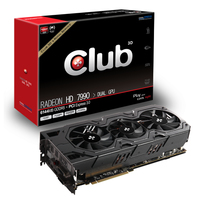 CLUB3D CGAX-7999 Radeon HD7990 6GB GDDR5 scheda video