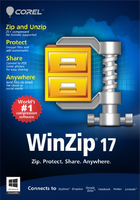 Corel WinZip 17 Standard, EDU Maint, 1Y, 200-499u, ML