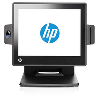 "HP RP7 7800 2.5GHz G540 15"" 1024 x 768Pixel Touch screen Nero terminale POS"