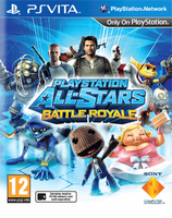 Sony PlayStation All-Stars Battle Royale PS Vita PlayStation Vita videogioco