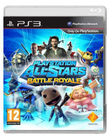 Sony PlayStation All-Stars: Battle Royale PlayStation 3 videogioco