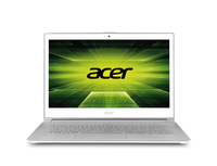 "Acer Aspire 391-53314G12aws 1.7GHz i5-3317U 13.3"" 1920 x 1080Pixel Touch screen Bianco Computer portatile"