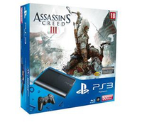 Sony 500GB, PlayStation 3 + Assassin