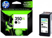 HP 350XL Nero cartuccia d