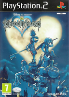 Sony Kingdom Hearts, PS2 PlayStation 2 videogioco