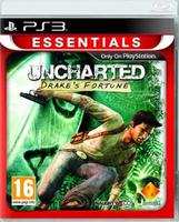 Sony Uncharted: Drakes Fortune Essentials PS3 PlayStation 3 videogioco