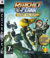 Sony Ratchet & Clank Future: Quest for Booty, PS3 PlayStation 3 videogioco